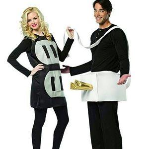Dresses & Skirts - Plug & Socket costume